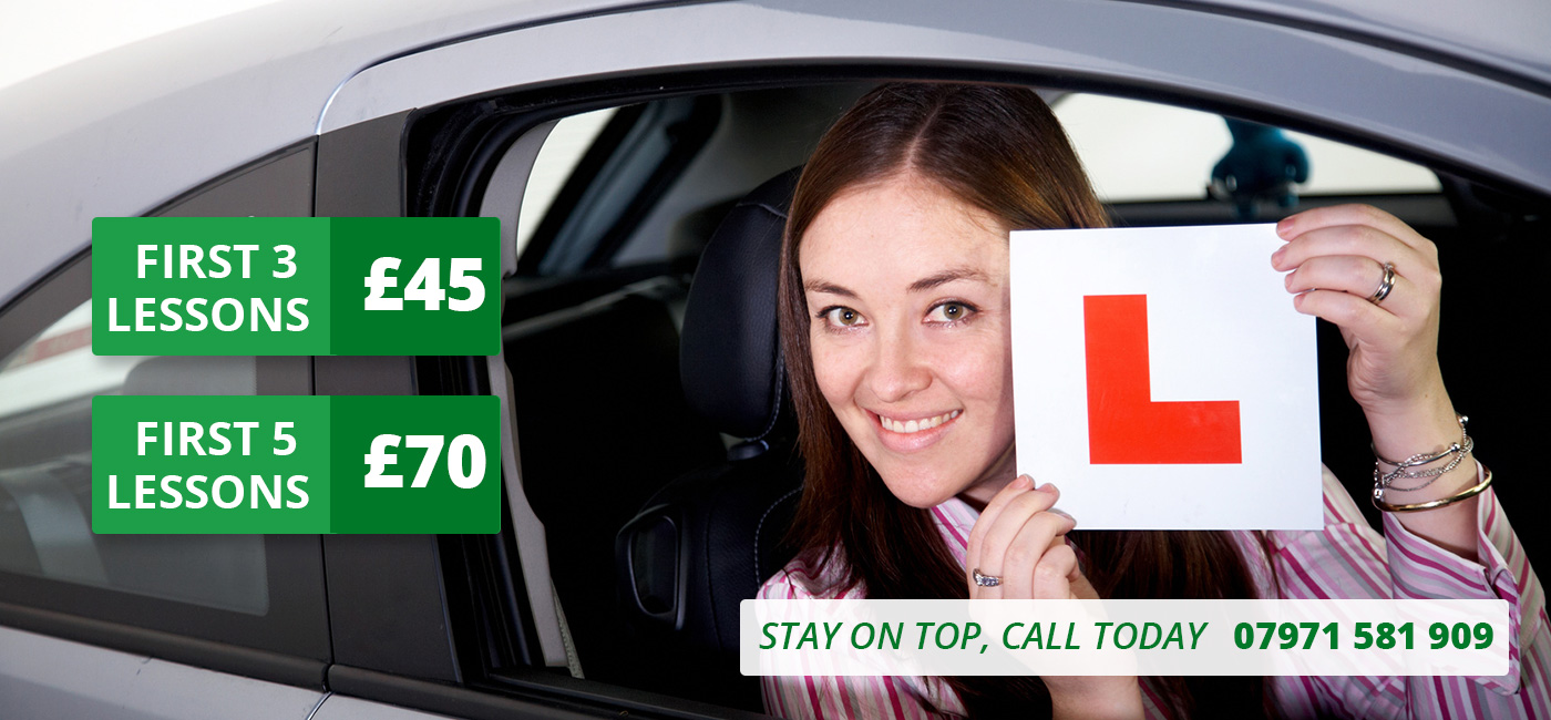 Cheap Driving Lessons In West Belfast From Top Marks Driving School